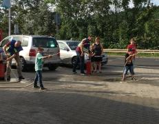 Kindergruppenstunde am 05.08.2016
