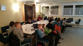 Kindergruppenstunde am 01.12.2017