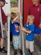 Kindergruppenstunde am 02.06.2017
