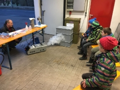 Kindergruppenstunde am 03.02.2017