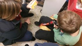 Kindergruppenstunde am 03.11.2017