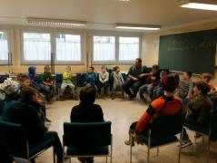 Kindergruppenstunde am 07.04.2017