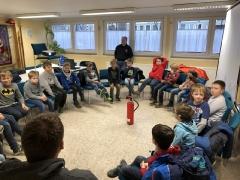 Kindergruppenstunde am 02.03.2018