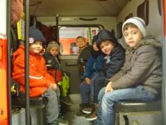 Kindergarten St.Laurentius zu Besuch am 15.11.2016